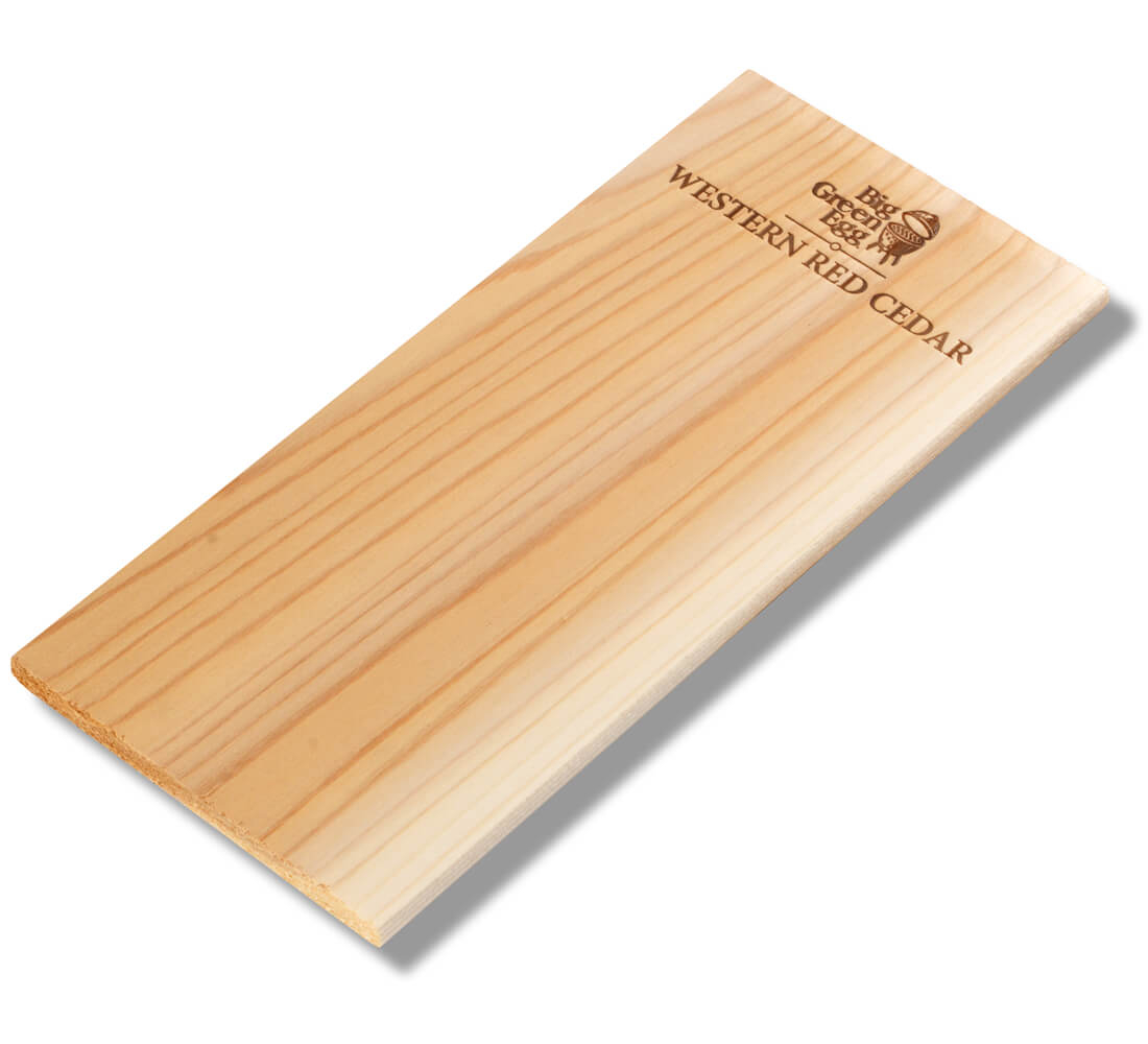 Big Green Egg Grilling Planks - Cedar - 2 stuks