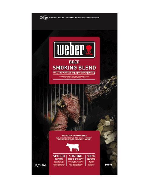Weber Houtsnippers Beef Wood Chips Blend