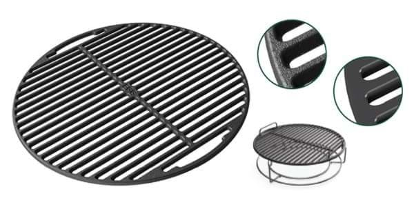 Big Green Egg Cast Iron Grid Large