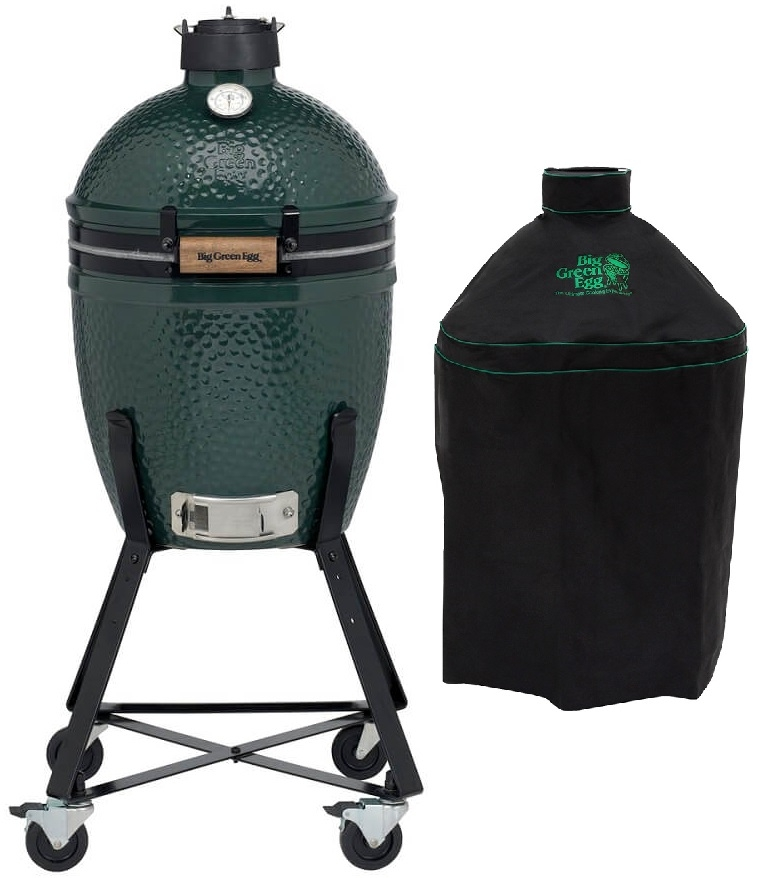 Big Green Egg Small + Onderstel + Hoes