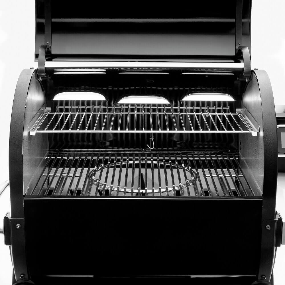 Weber SmokeFire EX4 GBS Wood Fired Pellet Barbecue Dé BBQ