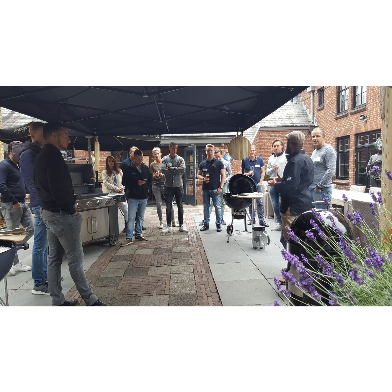 26 Juli Den Bosch (Vught) Grillmaster BBQ Workshop Dé