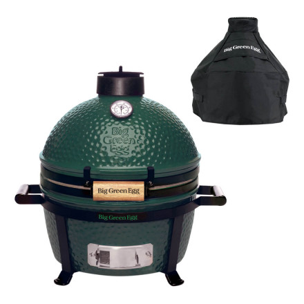 Big Green Egg MiniMax + Hoes