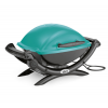 Weber Q1400 Teal Review