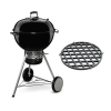 Weber Master-Touch GBS System Edition Black met Sear Grate Review