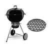 Weber Master-Touch GBS 'Special Edition' Black met Sear Grate Review