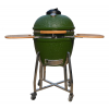 Grill Guru Kamado Classic  Large Green Review