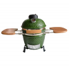 Grill Guru Kamado Classic  Small Green Review