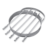 Mangal barbecuesysteem voor 57 cm brikettenbarbecues Review