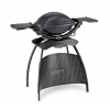 Weber Q2400 Stand Dark Grey Review