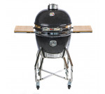Grill Guru Elite Black Large Compleet
