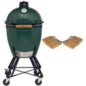 Big Green Egg Large + Onderstel + Zijtafels
