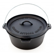 The Bastard Dutch Oven Gietijzer | Cast Iron Dutch Oven