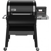 Weber SmokeFire EX4 GBS Wood Fired Pellet Barbecue Vooraanzicht