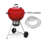 Weber Master-Touch GBS Limited Edition 57 cm Red