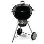 Weber Master-Touch GBS System Edition Black met Sear Grate