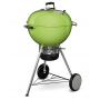 Weber Master-Touch GBS System Edition Spring Green met Sear Grate