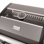 Patton Patio Pro Chef 4+ -burner Frozen Grey Bovenaanzicht