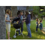 """Weber Master-Touch GBS """"System Edition"""" 57 cm Slate Blue"""