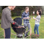 """Weber Master-Touch® GBS """"System Edition"""" 57 cm Crimson Red"""