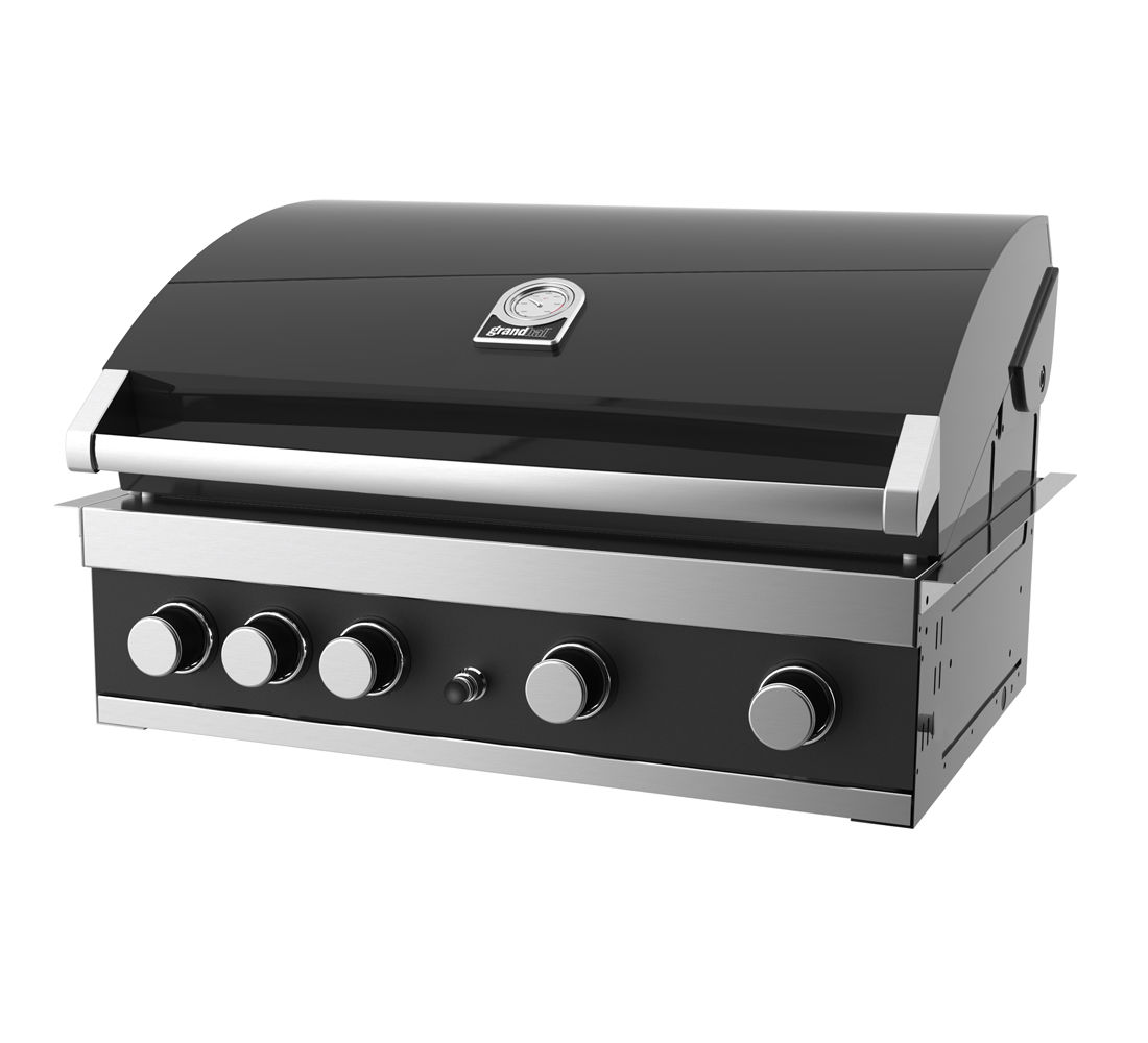 Grandhall Maxim GTI4B-V Built-In Gas BBQ