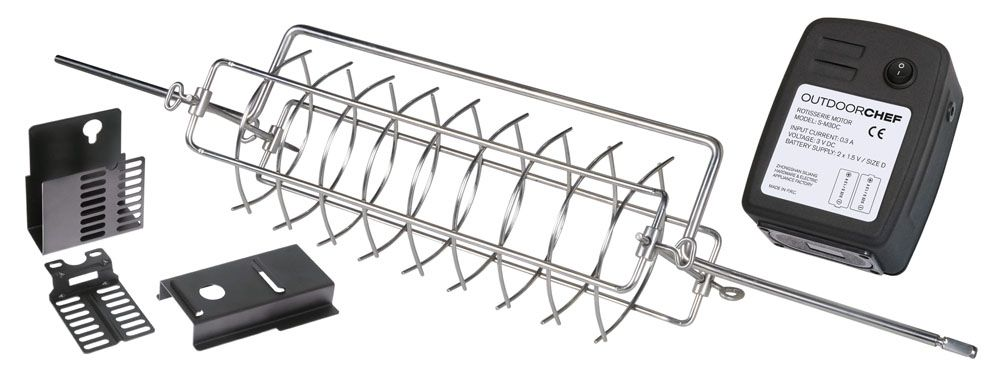 Outdoorchef DGS Rotisserie kit