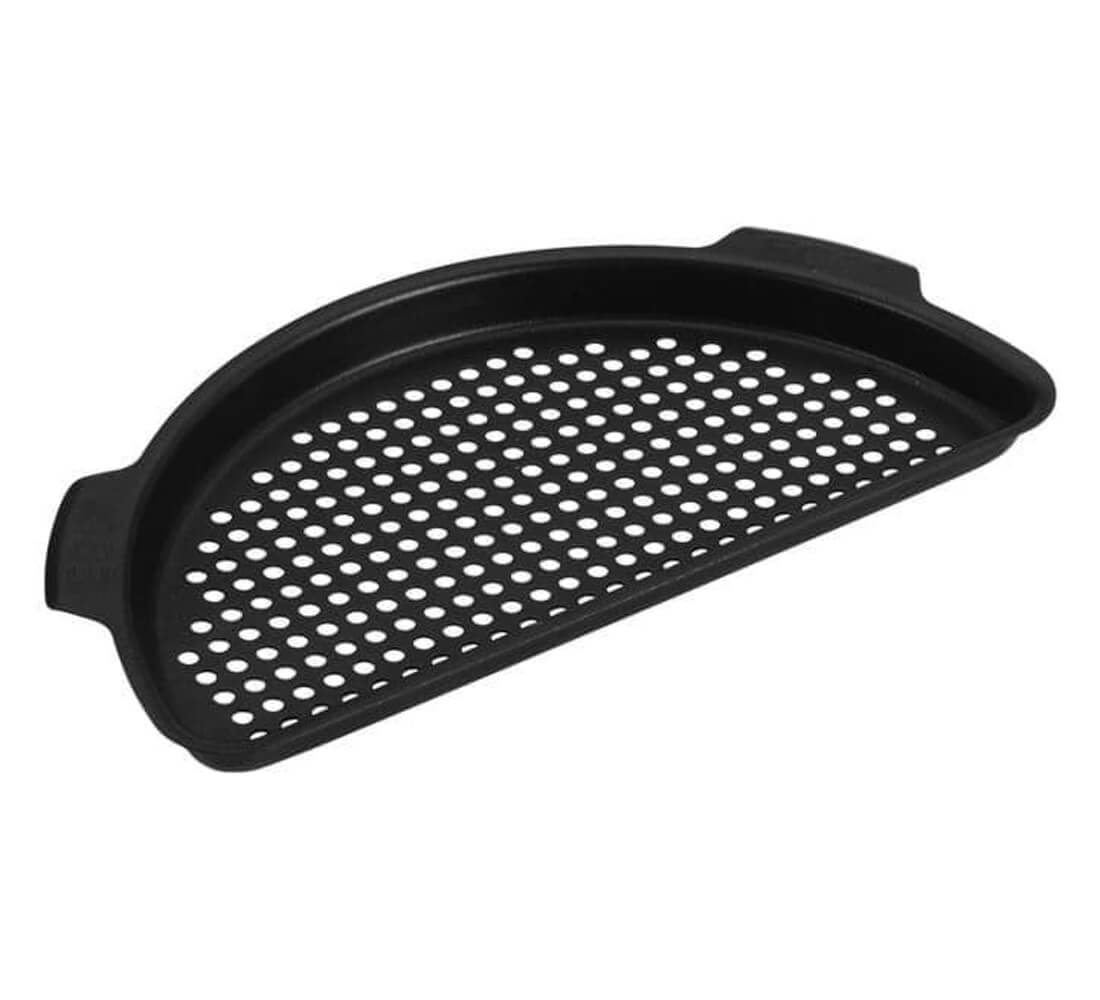 Big Green Egg Perforated Half Grid L