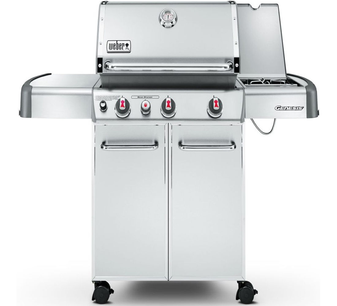 Weber Genesis S-330 GBS System Edition RVS