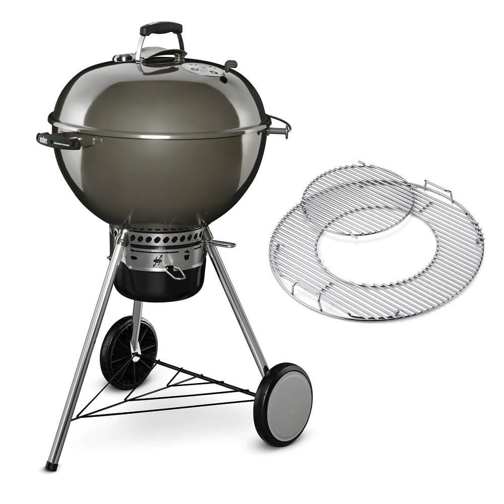 Weber Master-Touch GBS System Edition 57 cm Smoke Grey Houtskool BBQ