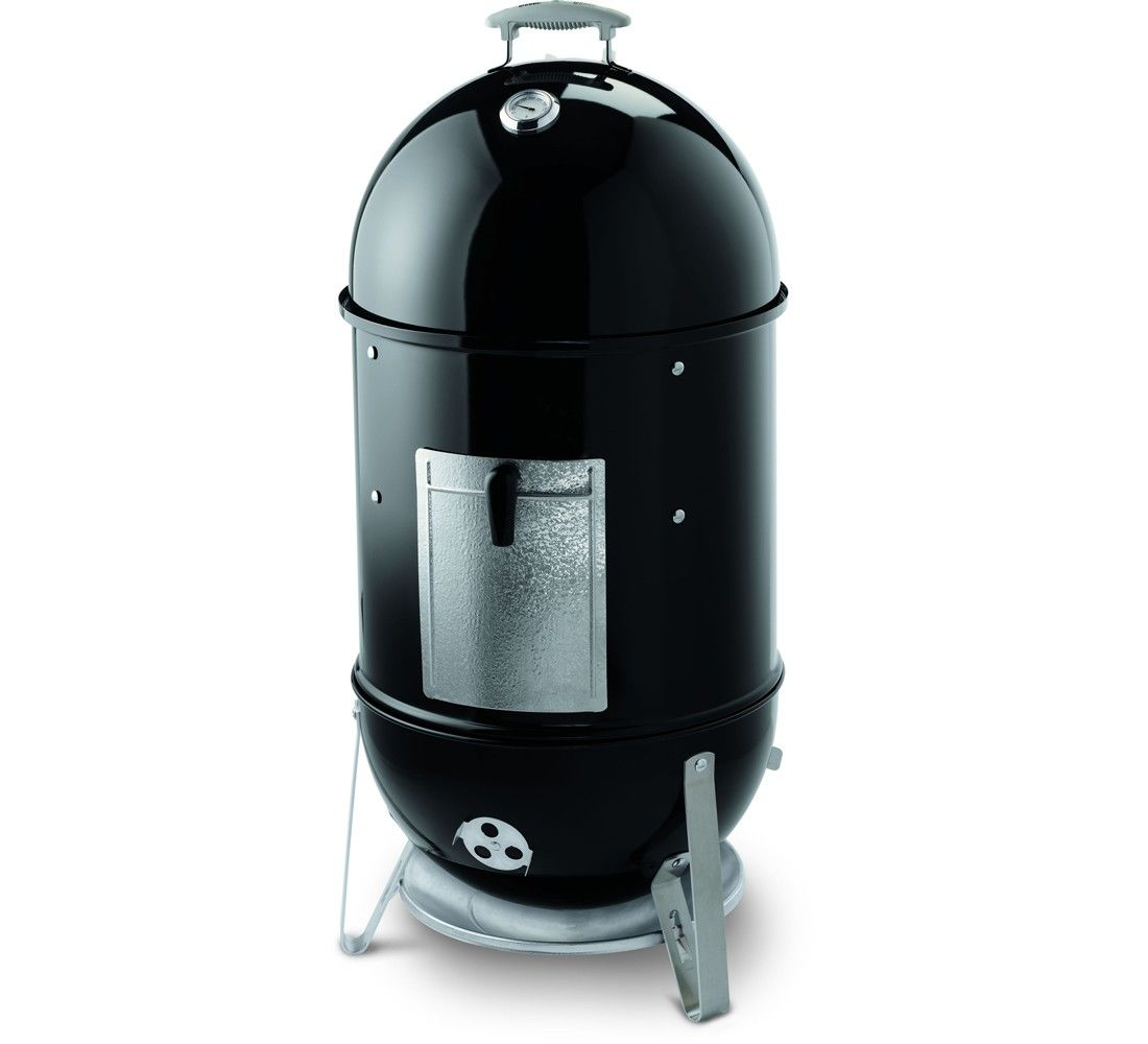 Weber Smokey Mountain Cooker 37 cm Black