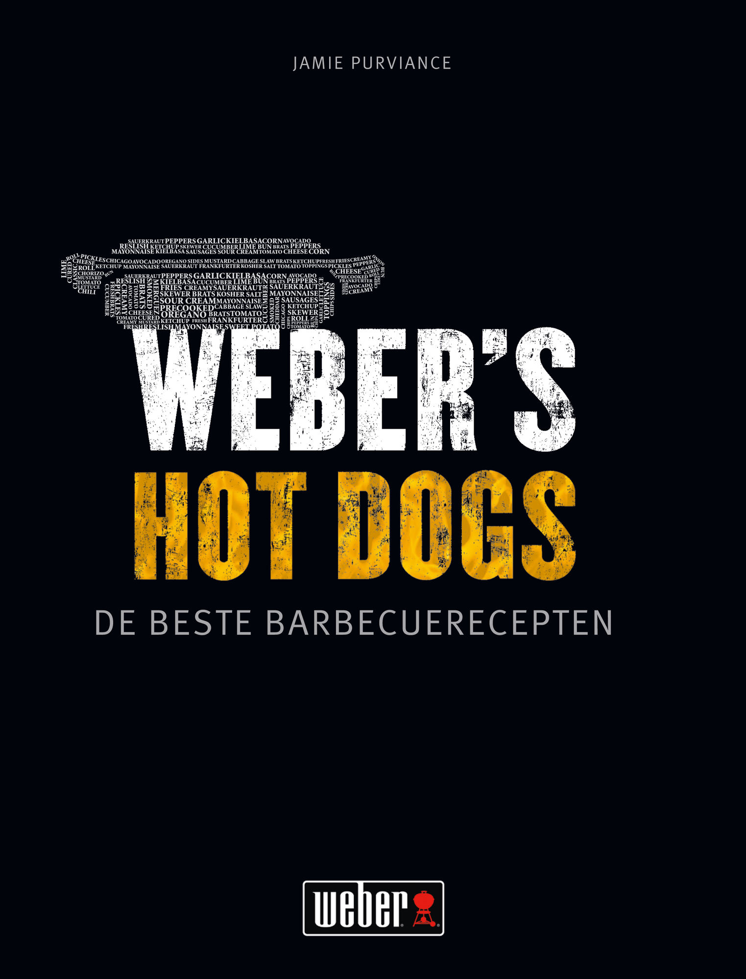 Weber Receptenboek: Weber's Hot Dogs (NL)