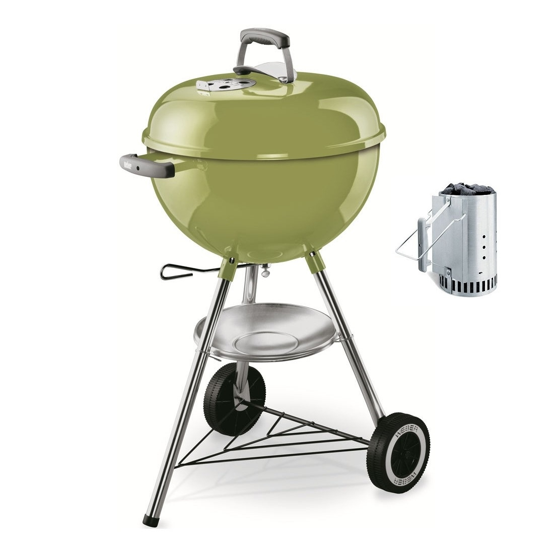 Weber Original Kettle 47 cm Spring Green