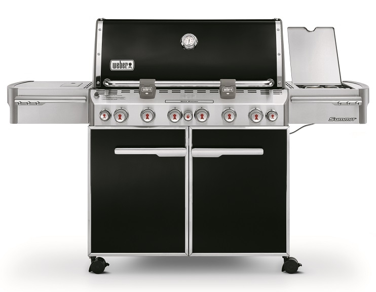 Weber Summit E-670 GBS System Edition Black