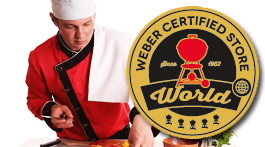 Weber world dealer
