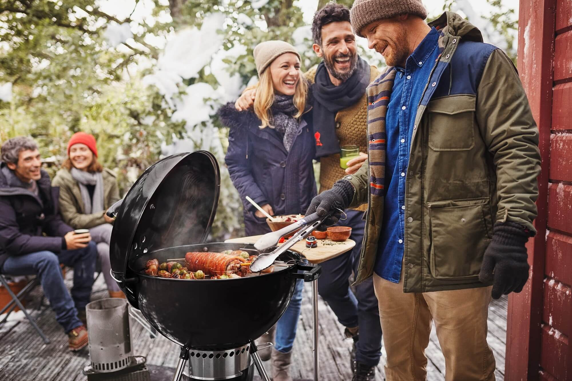 Weber Master-Touch GBS System Edition 57 cm